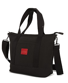 Manhattan Portage Small Waxed Nylon Ergo Tote