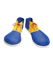 BuySeasons Kid's Clown Shoes