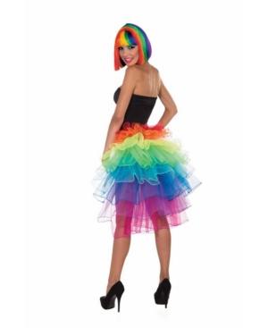Adult Rainbow Bustle Tutu