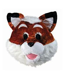 BuySeasons Adult Fox Mascot Masks