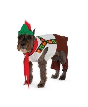 Lederhosen Hound Pet Costume