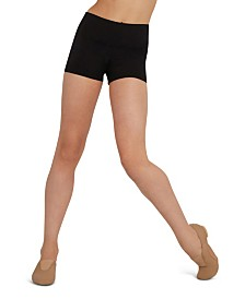 Capezio Little and Big Girls Gusset Short