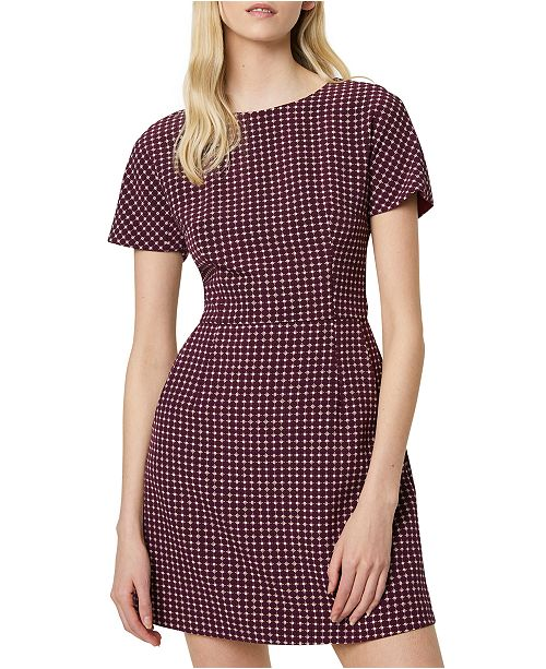 French Connection Bettina Printed Sheath Dress