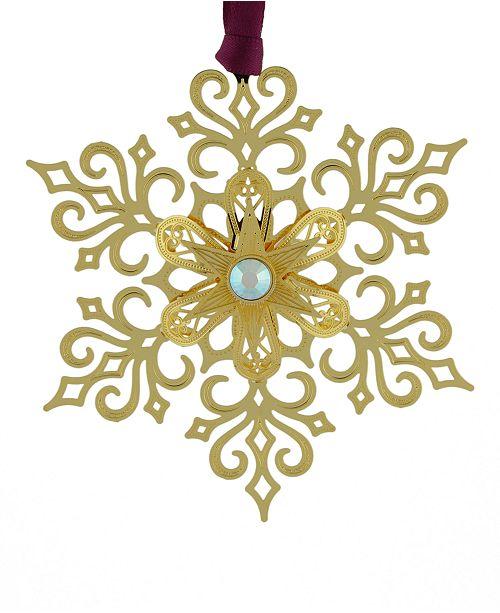 ChemArt Brilliant Gold Snowflake