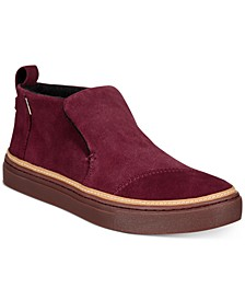 Women's Paxton Suede Sneakers