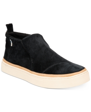 Toms WOMEN'S PAXTON SUEDE SNEAKERS WOMEN'S SHOES