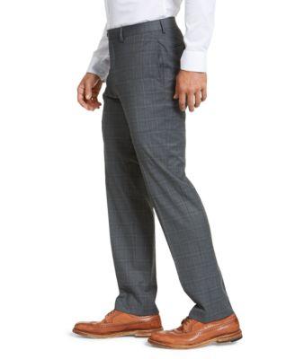 Ralph Lauren Mens Windowpane Dress Slacks