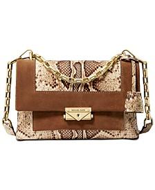 Michael Michael Kors Cece Leather Chain Shoulder Bag