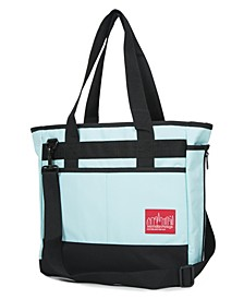 Downtown Todt Hill Tote Bag