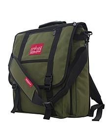 Commuter Laptop Bag with Back Zipper