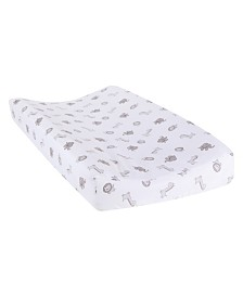 Trend Lab Chevron Safari Changing Pad Cover