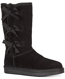 Koolaburra By UGG® Big Girls Victoria Boots