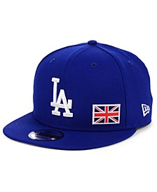 Los Angeles Dodgers Country Flag 9FIFTY Cap