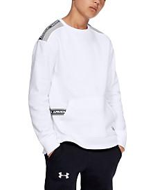 Under Armour Big Boys Sportstyle Fleece Sweatshirt