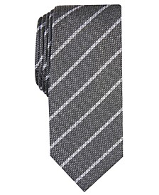 Men's Slim Stripe Tie, Created for Macy's