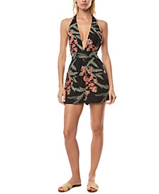 Juniors' Maitai Open-Back Romper