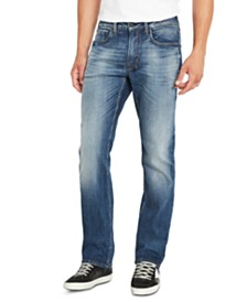 Buffalo David Bitton Men's DRIVEN-X Straight-Fit Jeans