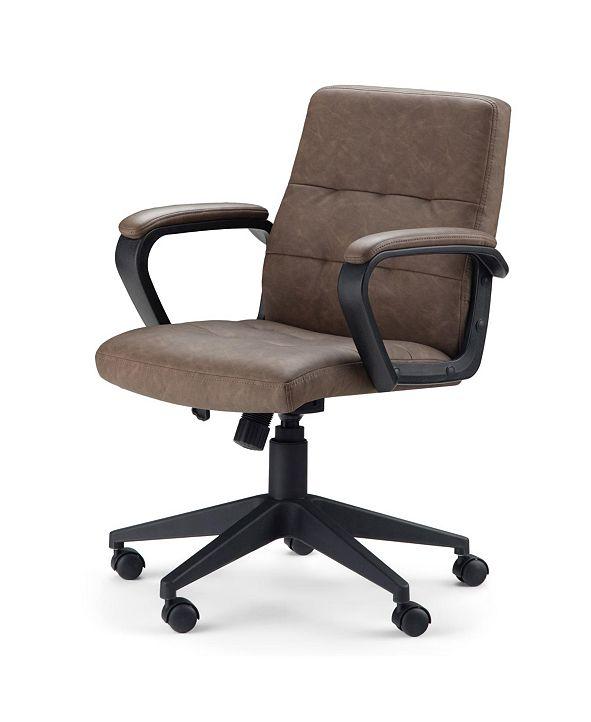 Simpli Home Brewer Office Chair