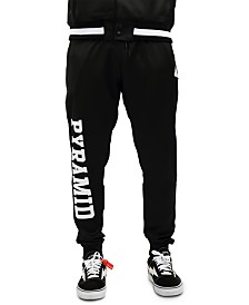 Black Pyramid Men's Polar Logo Jogger Pants