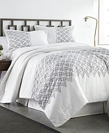 Modern Glam 3 Piece Comforter Set Collection