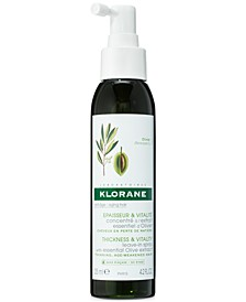 Leave-In Spray With Essential Olive Extract, 4.2-oz.