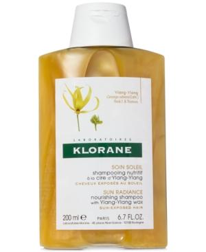 Nourishing Shampoo With Ylang-Ylang Wax