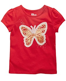 Toddler Girls Butterfly T-Shirt, Created for Macy's