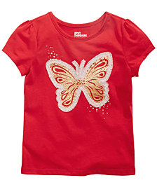 Epic Threads Toddler Girls Butterfly T-Shirt, Created for Macy's