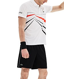 "Men's Novak Djokovic Stretch Taffeta 7"" Shorts"