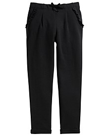 Big Girls Ruffled Tapered Pants, Created For Macy's