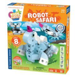 Thames & Kosmos Kids First - Robot Safari - Introduction To Motorized Machines