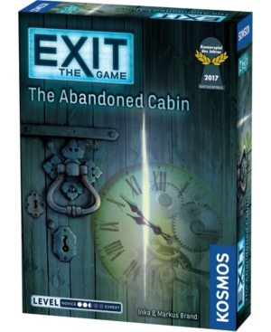 Thames & Kosmos Exit - The Abandoned Cabin