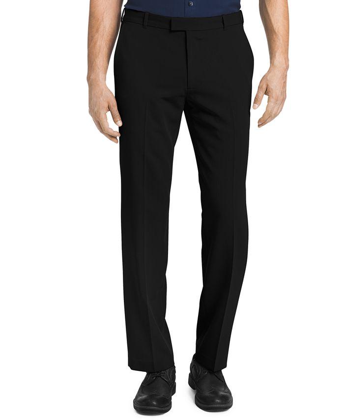 Van Heusen - Men's Flex Straight-Fit Dress Pants