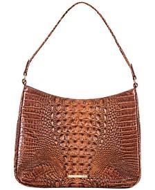 Meg Melbourne Leather Shoulder Bag