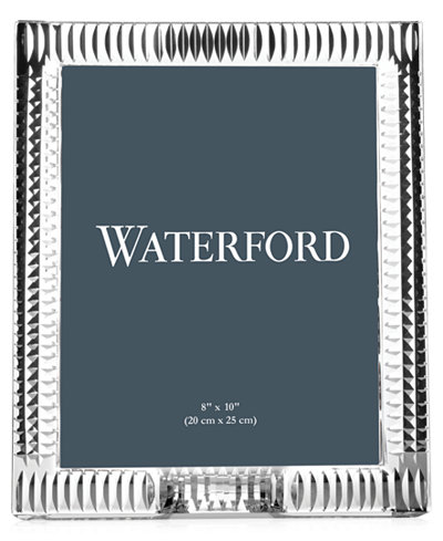 Waterford Picture Frame, Lismore Diamond 8