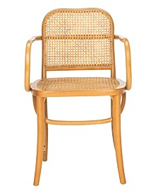 Keiko Cane Dining Chair, Quick Ship