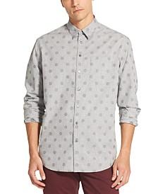 DKNY Men's Paisley-Print Shirt