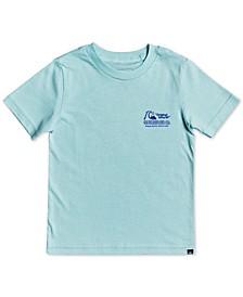 Toddler & Little Boys Cotton Logo-Print T-Shirt