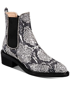 COACH Bowery Beadchain Chelsea Booties