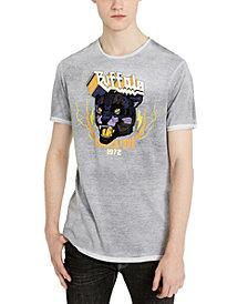 Buffalo David Bitton Men's Tygap Logo Graphic T-Shirt