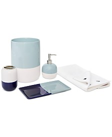 Kate Spade New York Half Dot Bath Accessories Collection