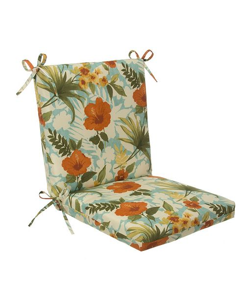 EF Home Decor EF Home Decor Indoor/Outdoor Square Chair Cushion