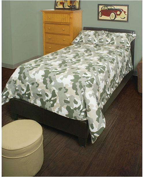 Riztex USA Camo Twin 2 Piece Comforter Set