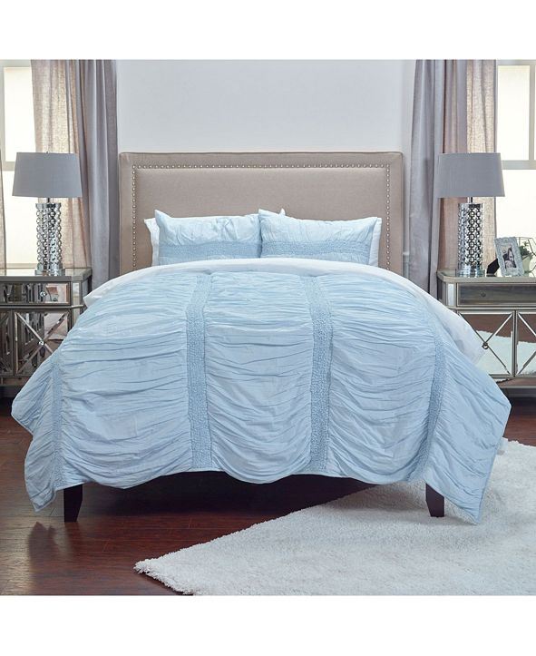 Rizzy Home Riztex USA Kassedy King Quilt