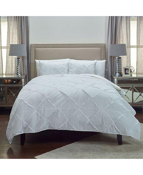 Rizzy Home Riztex USA Carrington King Quilt