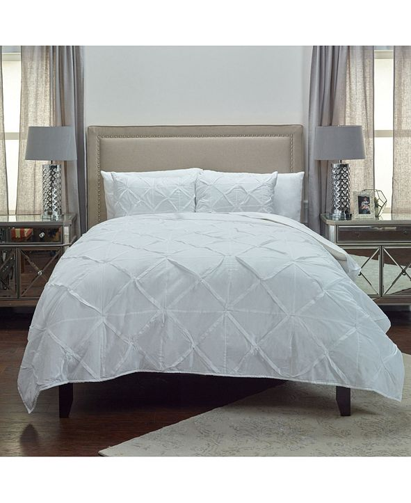 Rizzy Home Riztex USA Carrington King Quilt