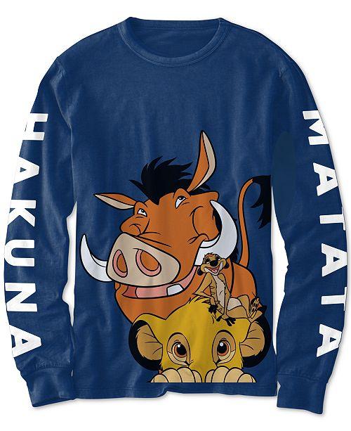 Disney Toddler Boys The Lion King Friends T-Shirt