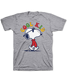 Peanuts Toddler Boys Snoopy Cool Kid T-Shirt