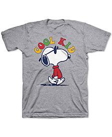 Peanuts Little Boys Snoopy Cool Kid T-Shirt