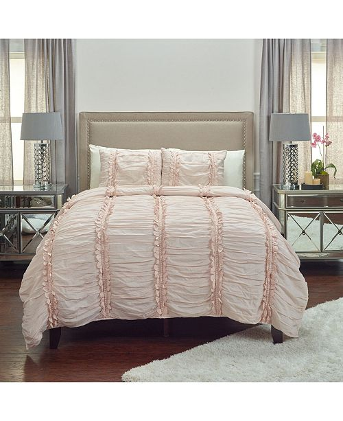 Rizzy Home Riztex USA Clementine Queen Quilt